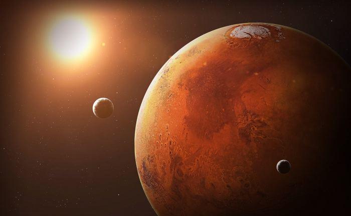 火星上的生命可以存活数百万年甚至在地表附近