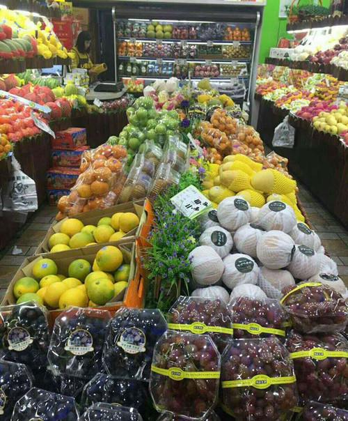 水果店这样装修,客流量至少增加30%!