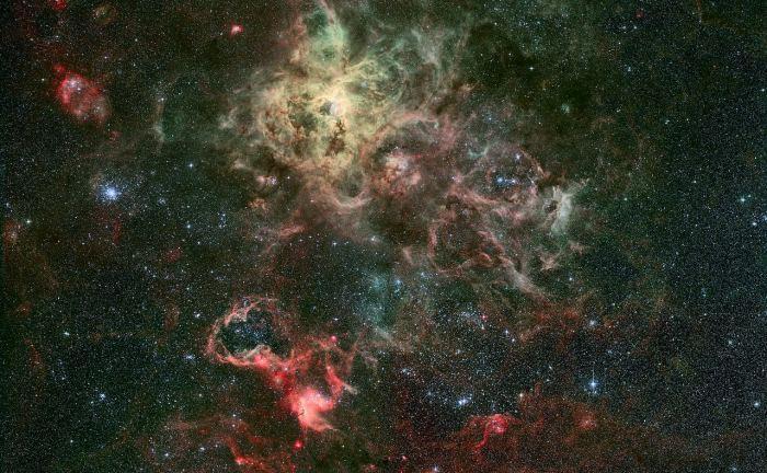 银河胚种:星际尘埃可以将生命从恒星系传送到另一个恒星系