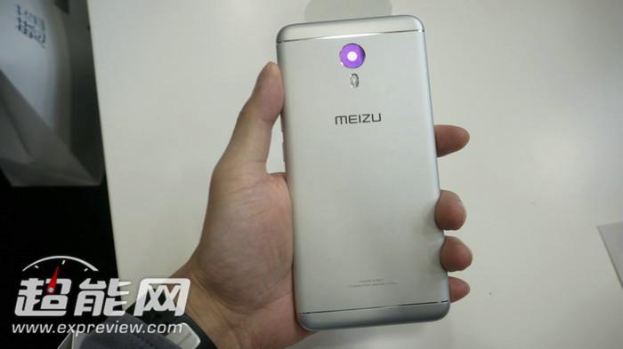 799元也可以有级别感的金属材料千元手机,魅蓝note3真机里手玩
