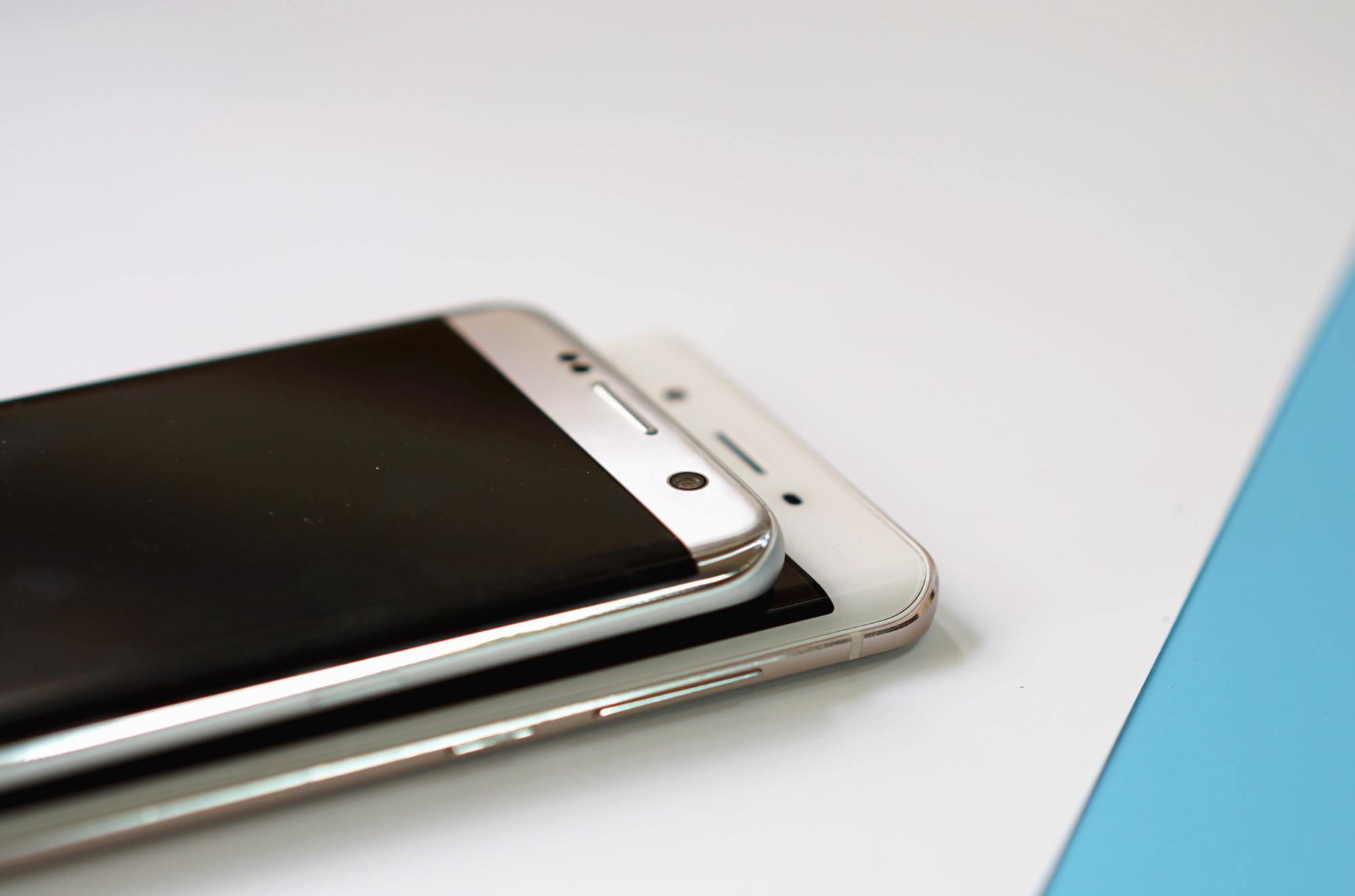 vivo Xplay5測評:國產逆襲 曲面手機不只三星有