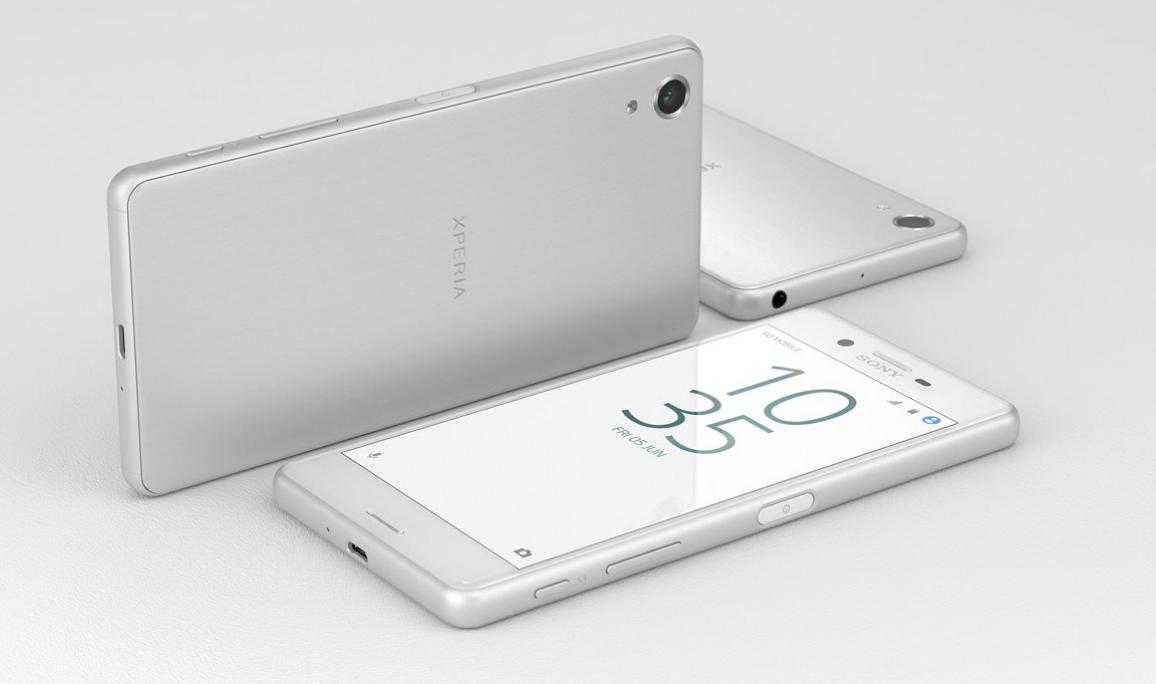 取代Z系,sonyXperia X系列产品手机上发布