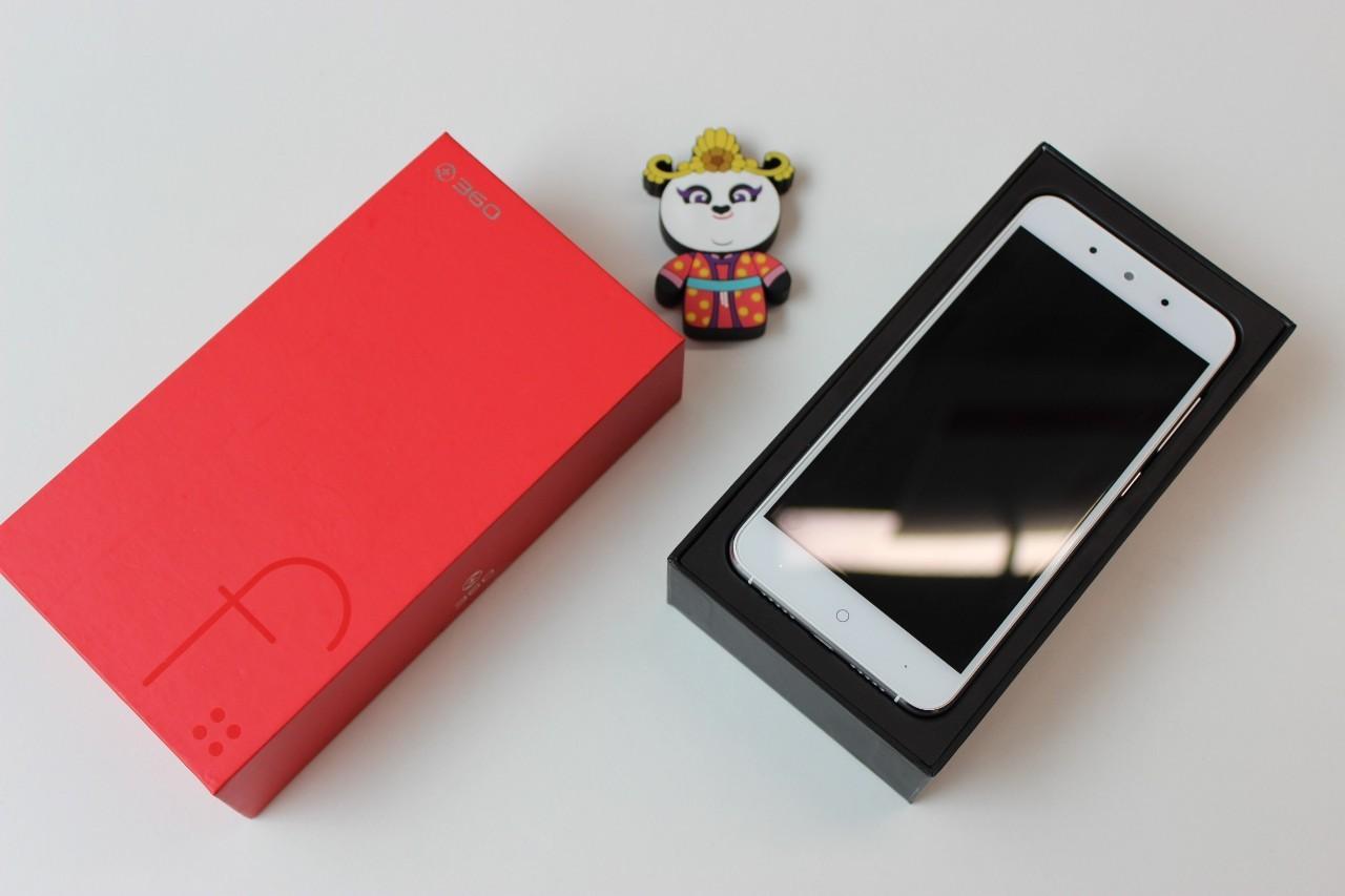 「钉科技评测」360手机f4:安全又快速,颜值新高度