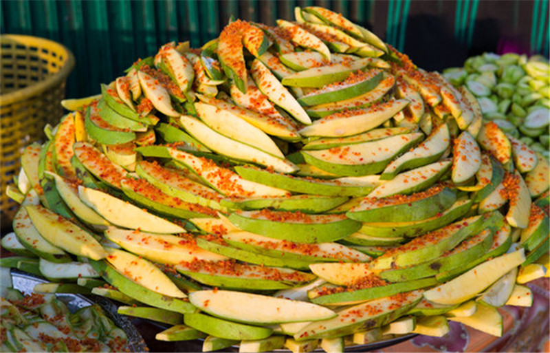 这些水果做的菜,你都吃过吗? 美食做法 第30张