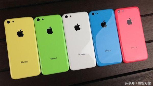 曾被覺得最不成功的iPhone iphone 4C忽然重現工信部網站