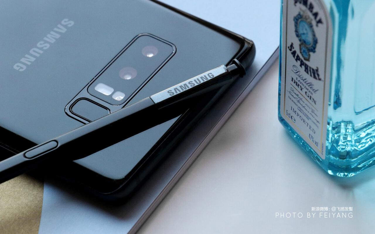 不能错过了的三星Note 8,机皇的长相和整体实力不可小觑