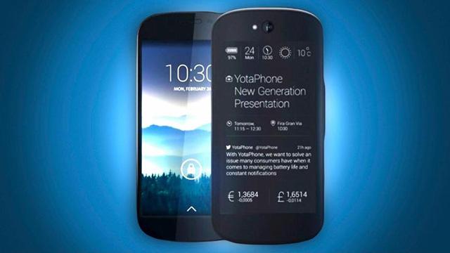 重磅消息!乌克兰YotaPhone手机上一夜之间变为国产品牌,网民炸锅!