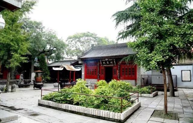 碑林记忆|卧龙寺