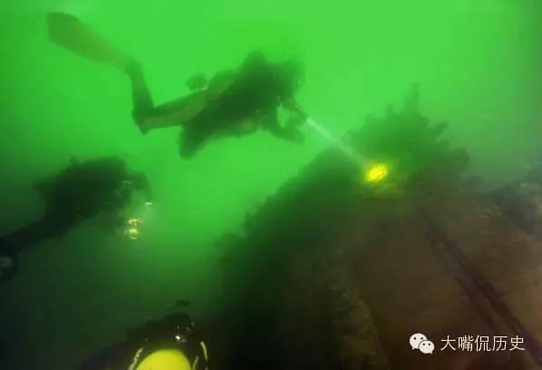 探密神奇的千岛湖水下城