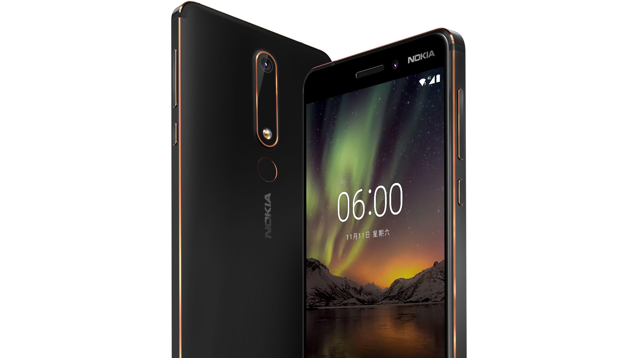 价钱怡人的情结手机上,新诺基亚6公布:骁龙630,1499元起