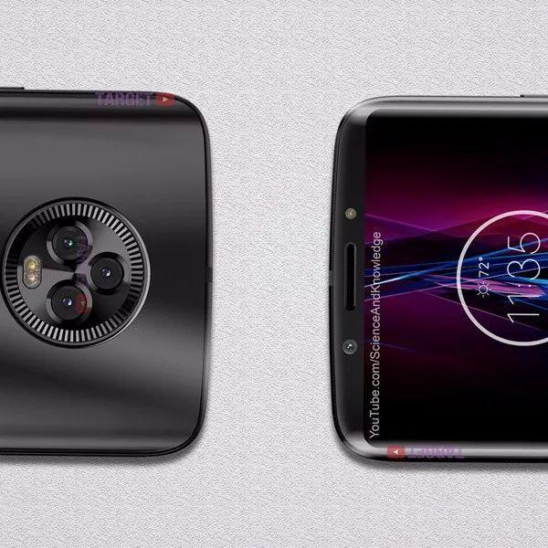 三摄像头全面屏moto X5曝光,热风加放音乐的马桶亮相CES