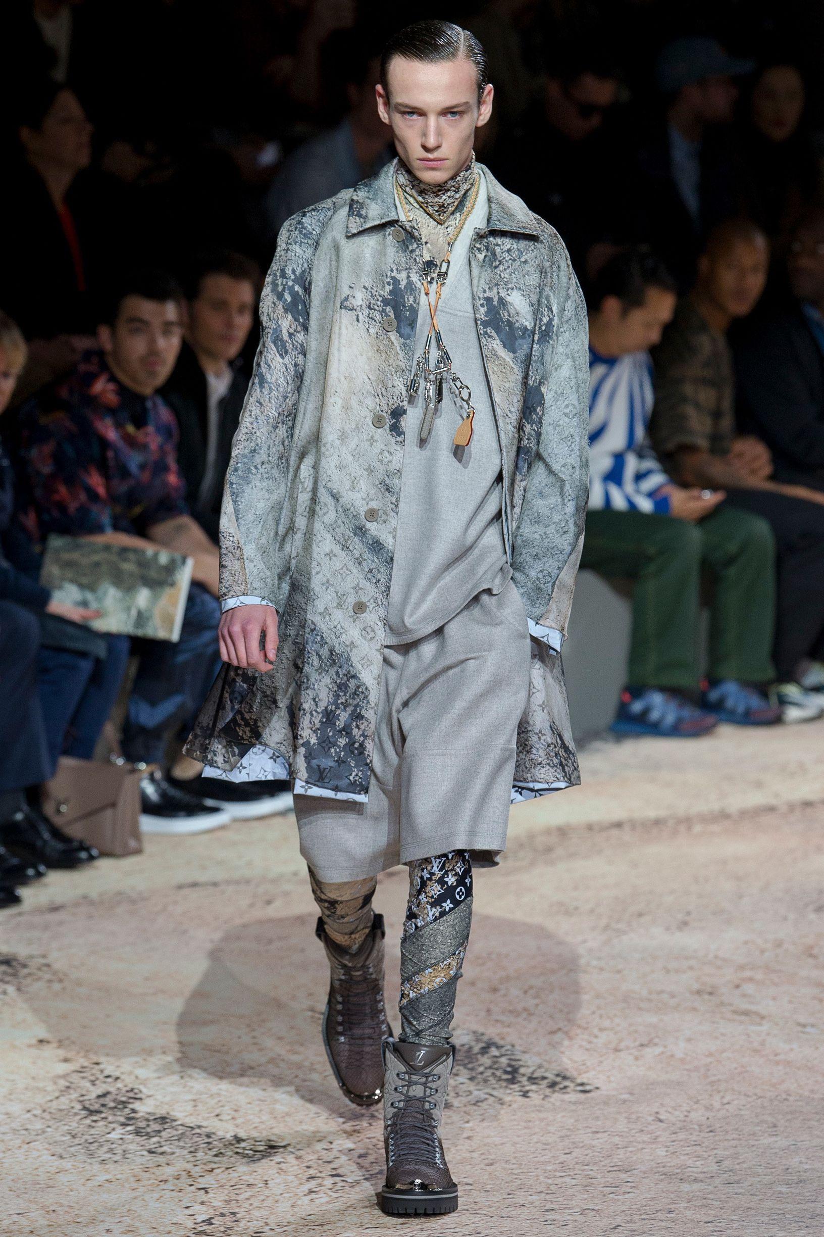 Louis Vuitton 2018秋冬男装系列——Kim Jones卸任之作