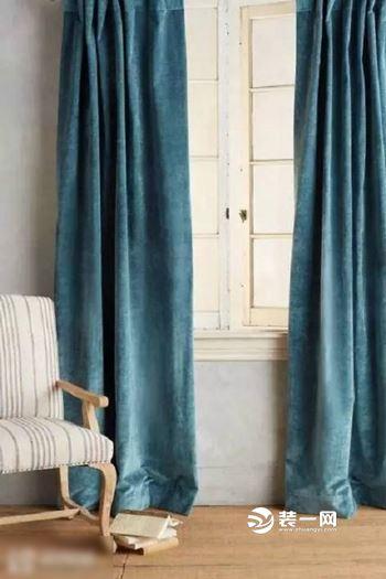 六种不同元素和颜色的窗帘案例 哪种设计你喜欢?