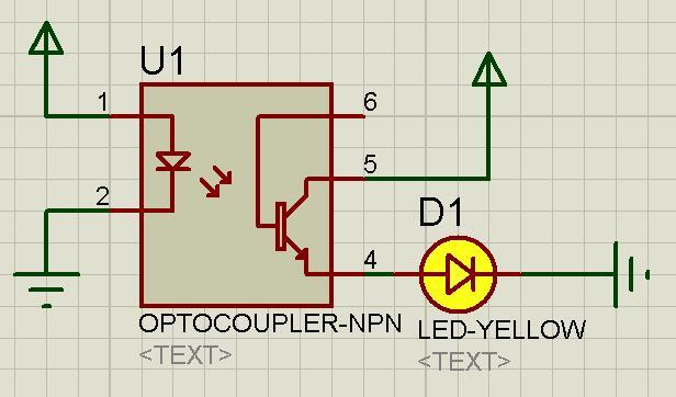 电子入门基础知识之:光耦