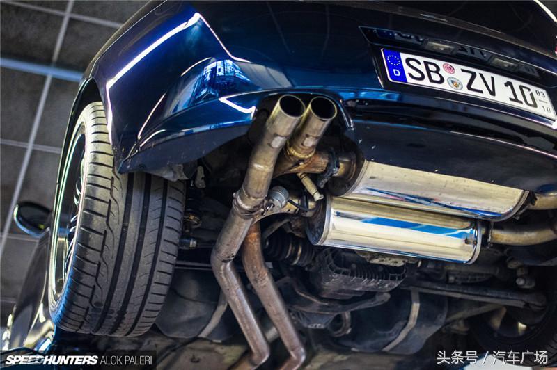 宝马Z4移植V10引擎自家的M6都不放眼里