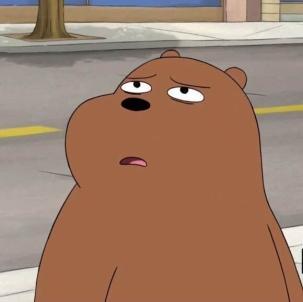 咱们裸熊,一部画风清新的美式动画