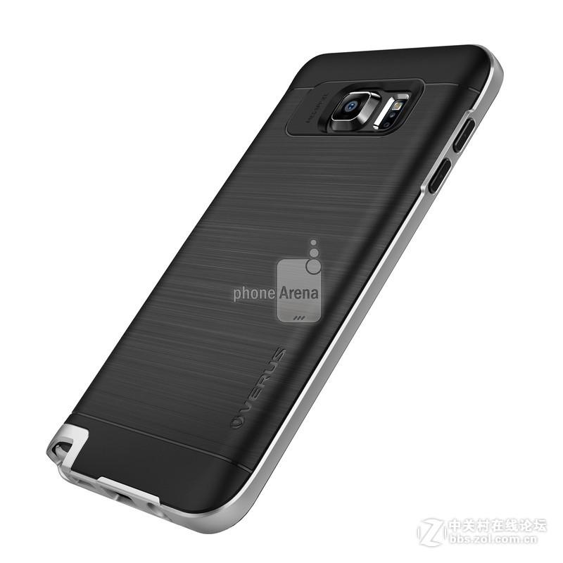 Galaxy Note 5曝出:界面太漂亮!
