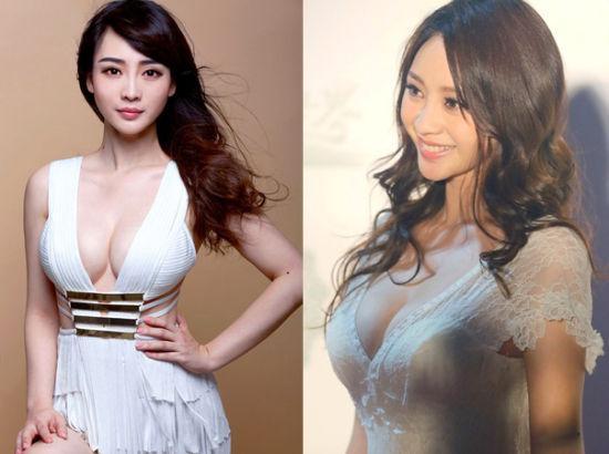 娱乐圈身材最好的10位女明星,胸比脸比身材更抢镜。