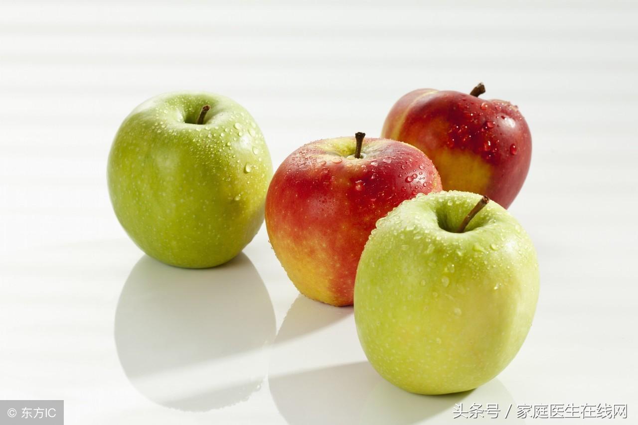 常吃苹果的人,身体可能会有这5个改善,每一个都很实用