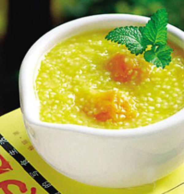 小米粥怎么煮下奶,月子期间的食谱要营养丰富