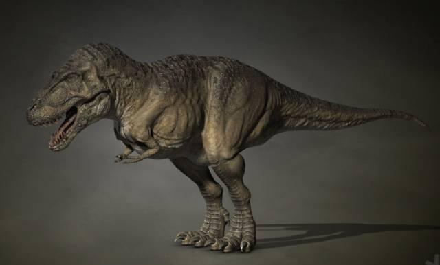 霸王龙:最凶猛的白垩纪食肉恐龙