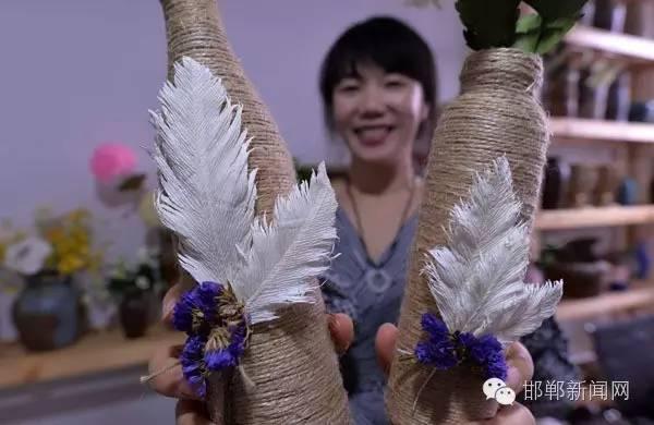 """一张纸在这个邯郸姑娘手里玩出了""""花样""""!"""