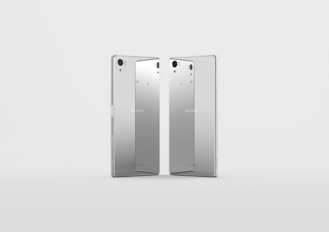 sony Xperia Z5 三剑客发招式,不但有 4k高清 显示屏也有 2300 万清晰度新监控摄像头