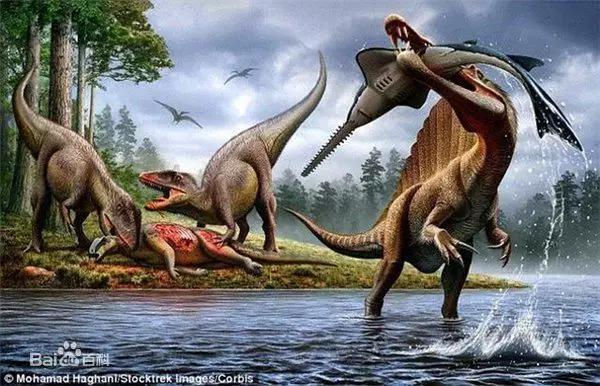 恐龙为什么能称霸中生代?