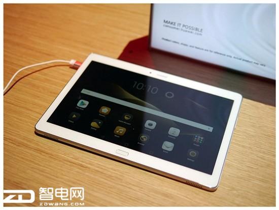 性价比高吊打iPad 华为公司MediaPad M2公布