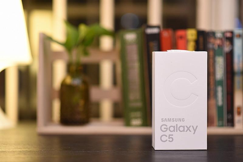 一切刚刚好,Galaxy C5的初体验