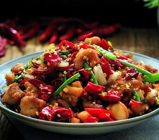 8道经典川菜做法,一口麻一口辣,满口回香 川菜菜谱 第1张