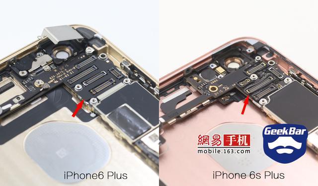 iPhone6s Plus都有哪些你看不见的提高