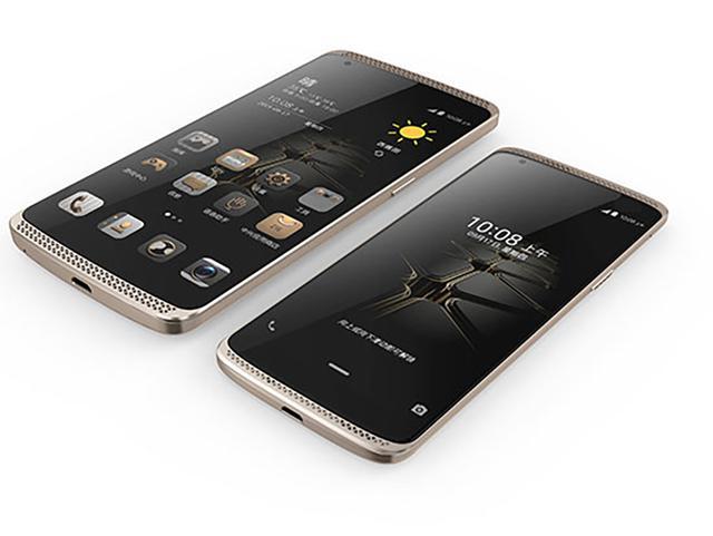 一大波工作压力屏手机上即将来临,zte中兴优先公布AXON mini
