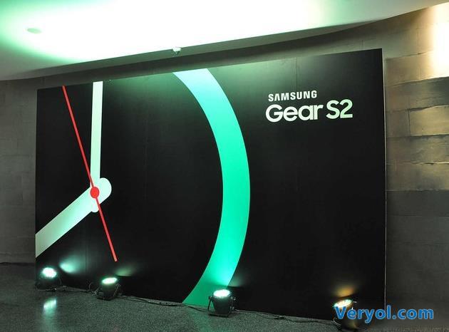 三星Gear S2集高新科技与时尚潮流于一身!市场价2198元/2398元