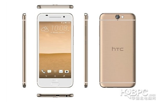 挥剑iPhone 6S可否一胜?HTC One A9宣布公布