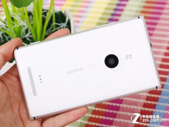 肯定的照相大咖 Nokia925仅售1828元