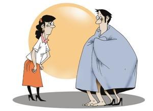 大多数小三出现是因为自己夫妻问题
