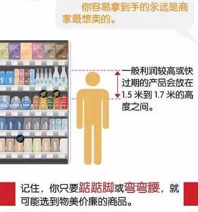 实用超市排队结账竟有这样的秘密,万万没想到!