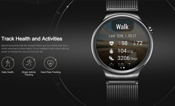 HUAWEI WATCH中国发售:一款够智能化的传统式腕表!