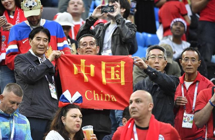 天下足坛风波幻化 中国足球需奋勇直追——2018年天下杯综述