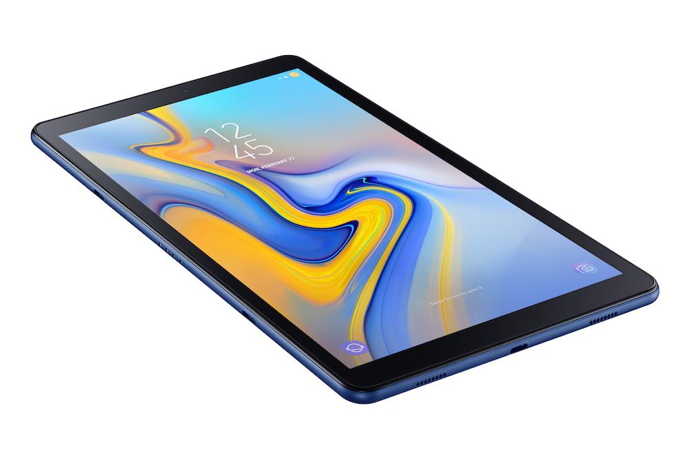 三星发布 Galaxy Tab S4 和 Tab A 10.5 2款新平板