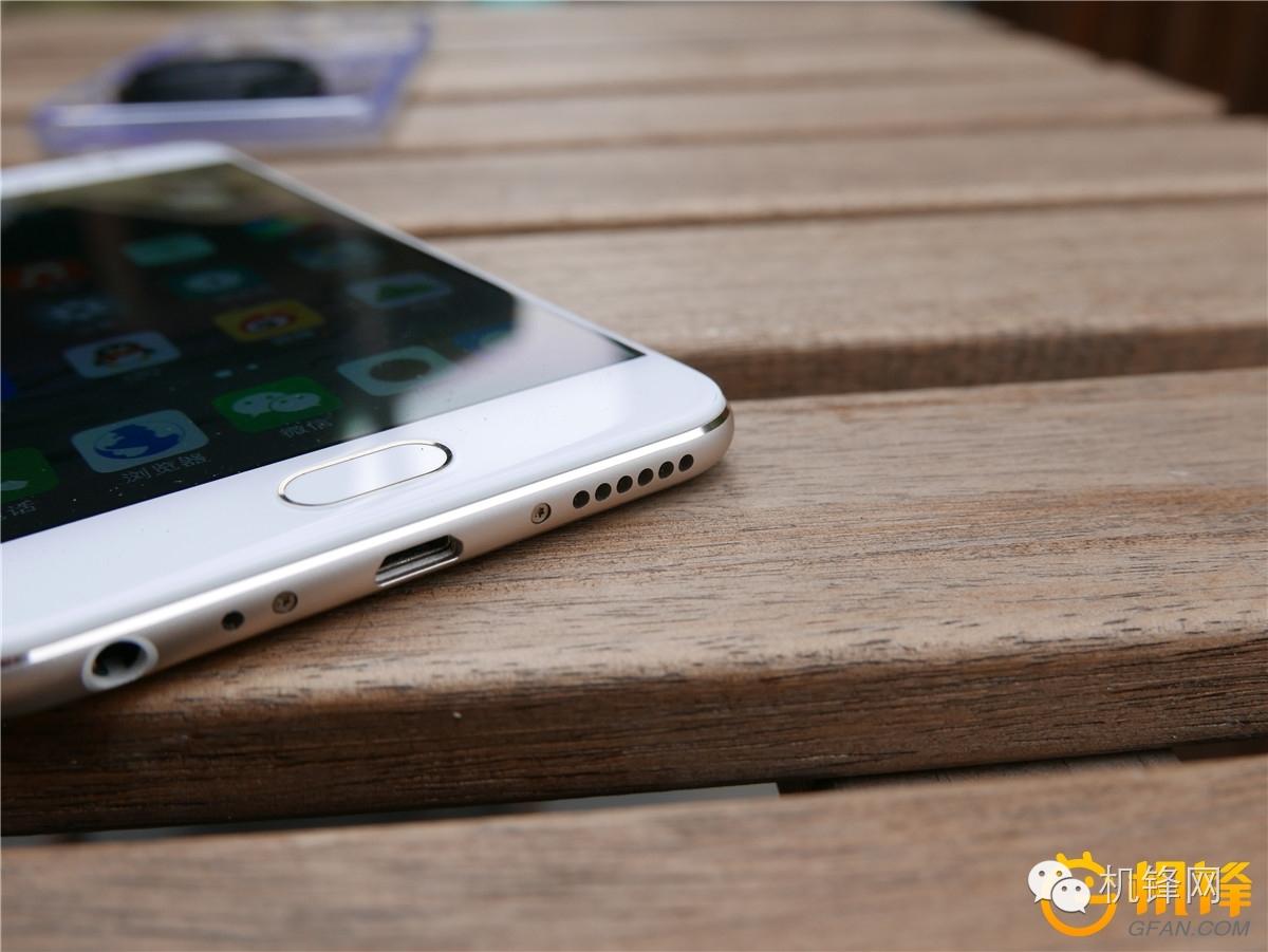 柔光灯自拍照颜值爆表新手机 vivo X7拆箱图赏