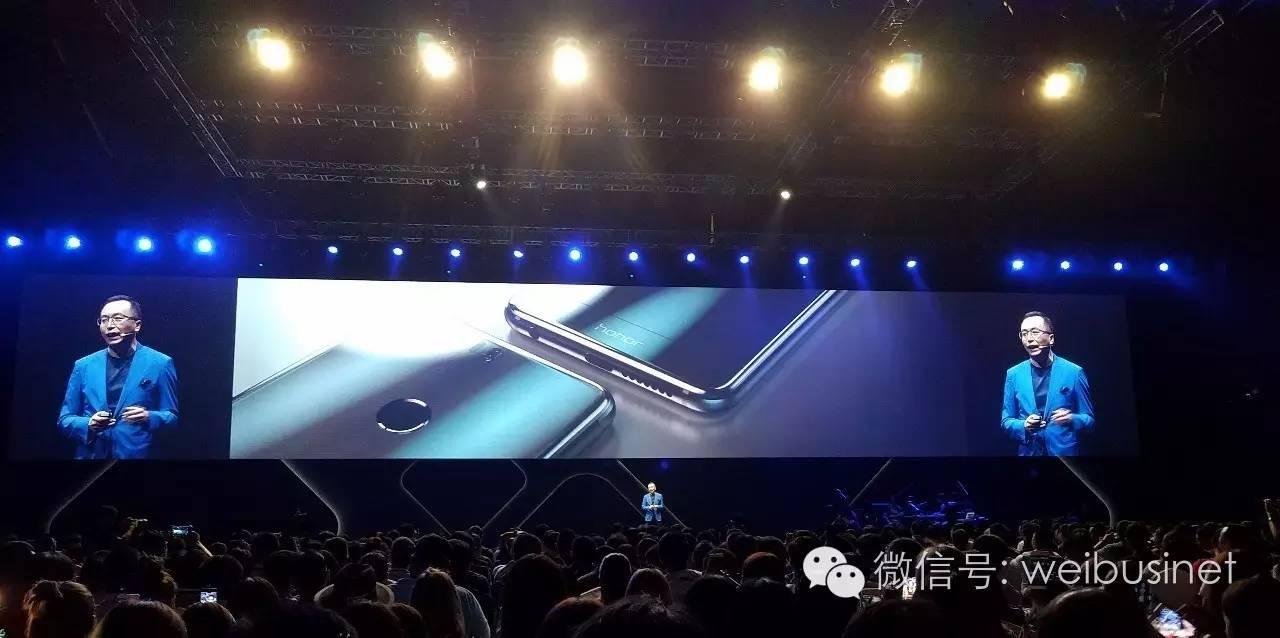 双摄像头 颜值爆表的手机上来啦!荣耀8宣布公布!