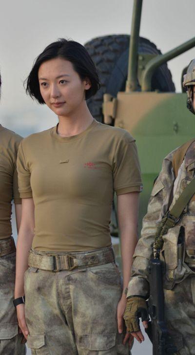 盘点-荧幕中那些熟悉的特种兵演员们