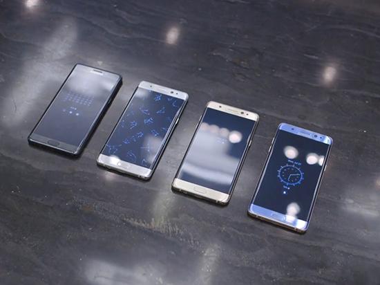 三星Galaxy Note7抢鲜入门抢鲜