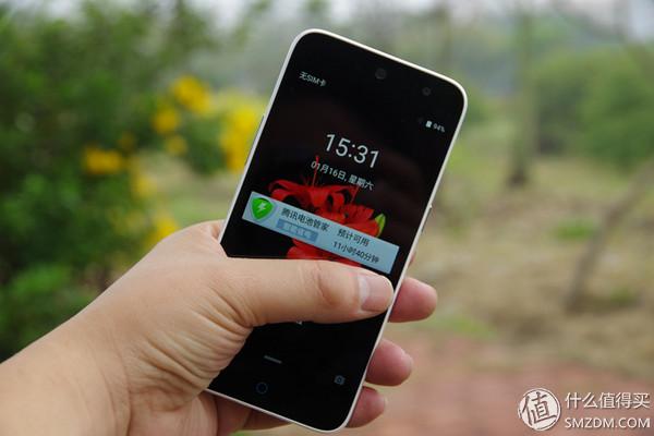 599的指纹手机靠谱不?--中兴 Blade A1 手机体验