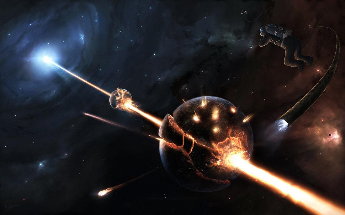 来自太空的毁灭:伽马射线暴详解-第1张图片-IT新视野