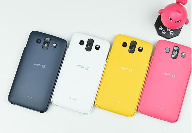 不上1000元,送這個大眼手機上給妹紙比iphone實際效果更強!