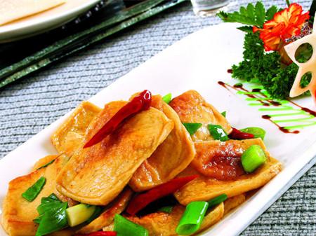 浙菜代表菜 浙菜菜谱做法 黄金萝卜饼的做法 第4张