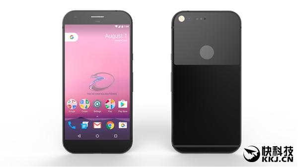 HTC代工生产!新Nexus全新宣图现身:5寸骁龙820